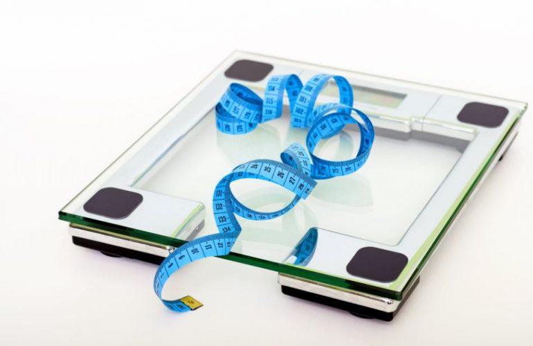 op een week tijd gewicht verliezen