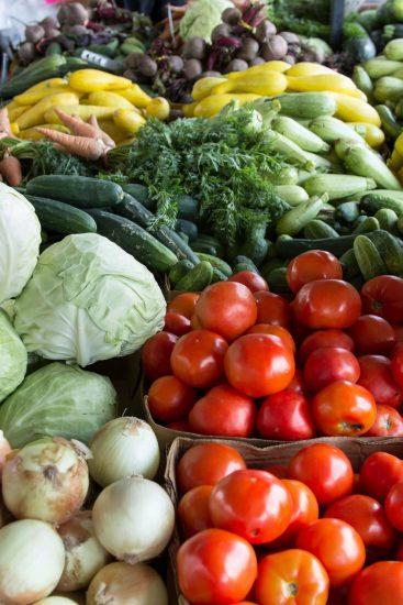keto dieet groenten