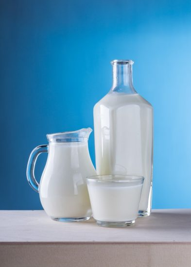 melk paleo dieet