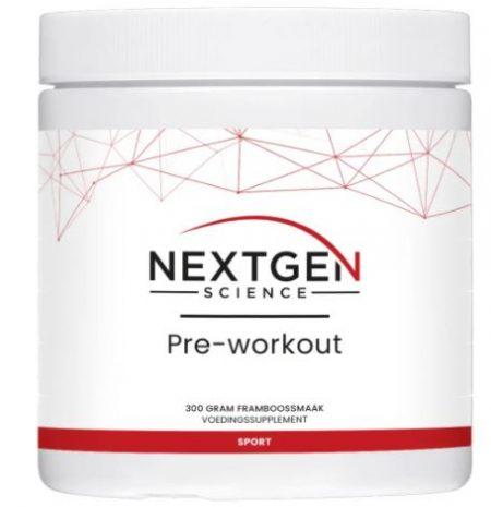nextgenscience preworkout