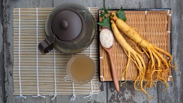 panax wortel